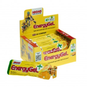 Energy gel + 40g, s kofeinom High5